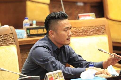 Anggota DPRD Kota Batam Utusan Sarumaha