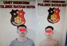 Foto Dua Pelaku yang diduga terlibat pengeroyokan