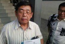Kuasa hukum dari Tjong Alexleo Feansury, C Suhadi