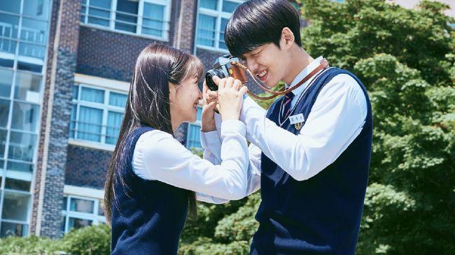 Blue Birthday menjadi salah satu drama Korea terbaru Agustus 2021. (Arsip WeTV via Hancinema)