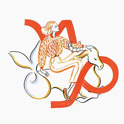 Capricorn (22 Desember - 19 Januari)