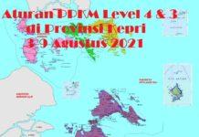 Aturan PPKM Level 4 dan Level 3 di Provinsi Kepulauan Riau berlaku dari 3 Agustus 2021 s/d 9 Agustus 2021. (Ilustrasi Suryakepri.com)