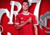 Cristiano Ronaldo kembali berseragam Manchester United setelah 12 tahun meninggalkan klub, (Foto dari Sky Sports)