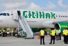 Ilustrasi, Pesawat Citilink