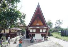 Kementerian PUPR menyelesaikan 100 persen pembangunan 1.799 unit Sarana Hunian Pariwisata (Sarhunta) di Destinasi Wisata Super Prioritas Danau Toba, Sumatera Utara. (Dok. Kementerian PUPR)