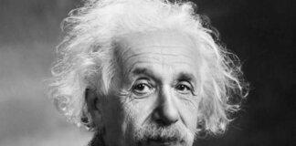 Albert Einstein, yang berkolaborasi dengan insinyur Swiss Michele Besso pada dokumen kerja. [Foto: IanDagnall Computing/Alamy Stock Photo via Guardian]