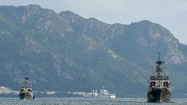 Pemerintah berencana bangun bandara baru di Pulau Laut, Kepulauan Natuna (ANTARA FOTO/M Risyal Hidayat)