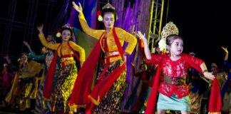Foto penari goyang karawang