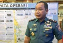 Kepala Badan Keamanan Laut (Bakamla), Laksamana Madya (Laksdya) Aan Kurnia