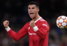 Cristiano Ronaldo menjadi penentu kemenangan 2-1 Manchester United atas Villareal pada matchday kedua penyisihan Grup F Liga Champions 2021/22 di Stadion Old Trafford, Rabu (29/9/2021) atau Kamis dinihari waktu Indonesia. (Foto: UEFA.com)