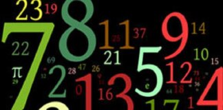 Angka hoki atau angka keberuntungan hari ini.