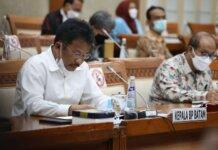 Kepala Badan Pengusahaan (BP) Batam, Muhammad Rudi, menghadiri Rapat Dengar Pendapat (RDP) Komisi VI DPR RI