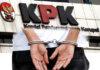 Ilustrasi penangkapan KPK