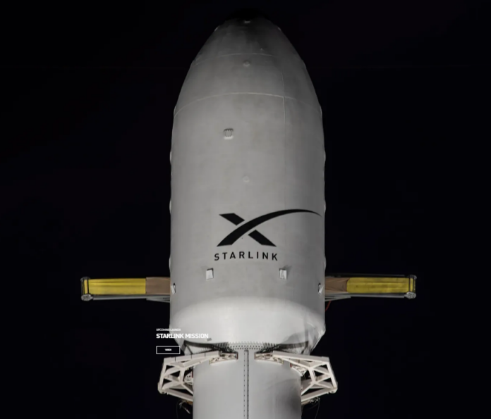 SpaceX meluncurkan 51 satelit Starlink ke orbit dari California pada Senin (13/9/2021) malam waktu setempat. Starlink adalah sistem internet global berbasis satelit yang telah dibangun perusahaan milik Elon Musk itu selama bertahun-tahun.(Foto: SpaceX)
