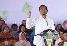 Presiden Jokowi meminta pengusutan kasus mafia tanah. (Foto: ANTARA FOTO/Puspa Perwitasari)