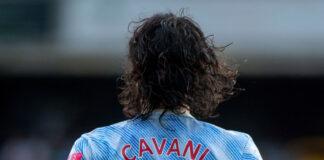 """Edinson Cavani adalah """"No7"""" Manchester United. Dia bisa mengenakan No 21 yang sebelumnya dipakai Daniel James, tetapi juga nomor yang biasa dia kenakan di Timnas Uruguay."""
