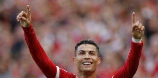 Penyerang Manchester United Cristiano Ronaldo. (Sportsmole)