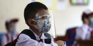 Foto ilustrasi, sekolah tatap muka. (Foto: cnbcindonesia.com)