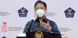 Menteri Kesehatan Budi Gunandi Sadikin