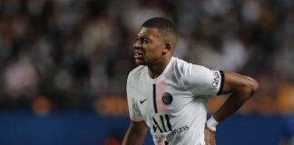 Kylian Mbappe gagal meninggalkan PSG pada jendela transfer musim panas ini, tetapi Real Madrid akan mendapatkannya secara gratis pada Januari 2022. (Sportsmole)