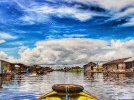 Danau Semayang Kutai Kartanegara Kaltim