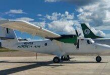 Pesawat Rimbun Air PK-OTW diduga jatuh karena cuaca buruk di Papua. Sebelum jatuh, pesawat ini sempat dinyatakan hilang kontak. (Foto: Tangkapan layar web rimbunair.com)