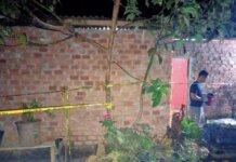 Foto: Pria bernama Bagus Triatmaja (23) di Musi Rawas, Sumsel ditangkap polisi terkait kasus pembunuhan seorang wanita. Polisi melakukan olah TKP (dok Istimewa)