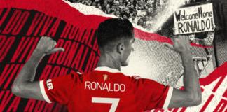 Replika seragam Cristiano Ronaldo dibanjiri pesanan membuat Manchester United dan Adidas kesulitan memenuhi permintaan. (Foto: Twitter manutd)