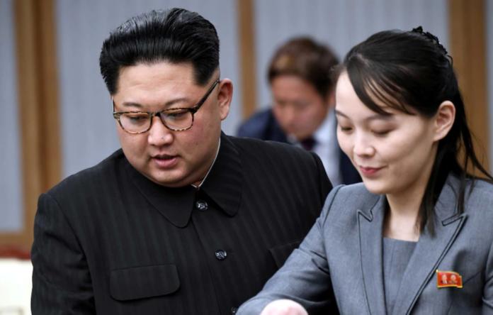 Kim Yo Jong tampil dalam beberapa bulan terakhir sebagai anjing penyerang mewakili kakaknya Kim Jong Un. (Reuters)