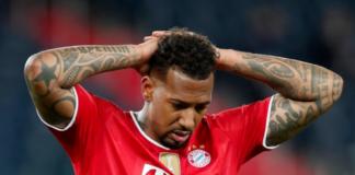 Jerome Boateng tidak lagi bermain untuk Bayern Munich dan telah menandatangani kontrak dengan klub Prancis Lyon pada jendela transfer musim panas 2021 ini. [File: Francois Mori/AP Photo via Al Jazeera]