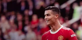 Cristiano Ronaldo menandai debut keduanya bersama Manchester United dengan mencetak dua gol dalam kemenangan 4-1 atas Newcastle United pada pekan keempat Liga Premier Inggris di Old Trafford, Sabtu (11/9/2021). (Foto: manutd.com)