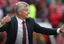 Manajer MU Ole Gunnar Solskjaer saat MU vs Newcastle United di Old Trafford, Sabtu (11/9/2021). (manutd.com)