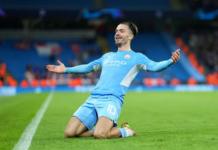 Pemain termahal Man City sekaligus pemain termahal Liga Premier Inggris mencetak satu gol dan satu assist pada debutnya di Liga Champions melawan RB Leipzig. City menang 6-3 di Etihad, Rabu (15/9/2021). (Uefa.com)