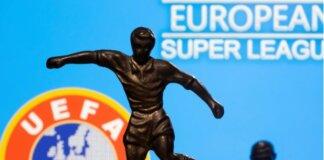 Tiga klub adalah yang terakhir, di antara total 12, yang tidak menjauhkan diri dari proyek memisahkan diri yang menyebabkan kegemparan pada bulan April [File: Dado Ruvic / Reuters via Al Jazeera]