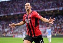 Penyerang AC Milan Zlatan Ibrahimovic. (Reuters via Sportsmole)
