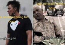 Konten Baim Wong tuai pro kontra. (Instagram/insta_julid)