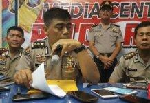 Kabid Humas Polda Riau Kombes Sunarto. (CNN Indonesia/Martahan Sohuturon)