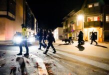 'Banyak TKP': setidaknya lima tewas dalam serangan busur dan anak panah di Kongsberg, Norwegia. (Guardian)