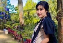 Amalia Mustika Ratu (23), korban pembunuhan bersama ibunya, Tuti Suhartini, di di Subang, Jawa Barat, pada 18 Agustus 2021. Sampai sekarang masih misteri. (Foto: tvonenews.com)