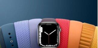 Apple Watch Seri 7 diluncurkan di toko-toko mulai Jumat ini, 15 Oktober 2021. (macrumors)