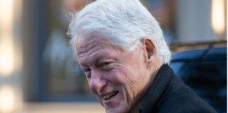 Presiden ke-42 Amerika Serikat Bill Clinton masih dirawat di Rumah Sakit (RS) California, AS.(Foto dari BBC)