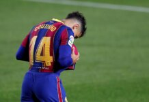 Playmamaker Barcelona Philippe Coutinho (Football Italia)
