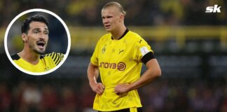 Akankah Erling Haaland meninggalkan Dortmund tahun depan? (Gambar: Sportskeeda)