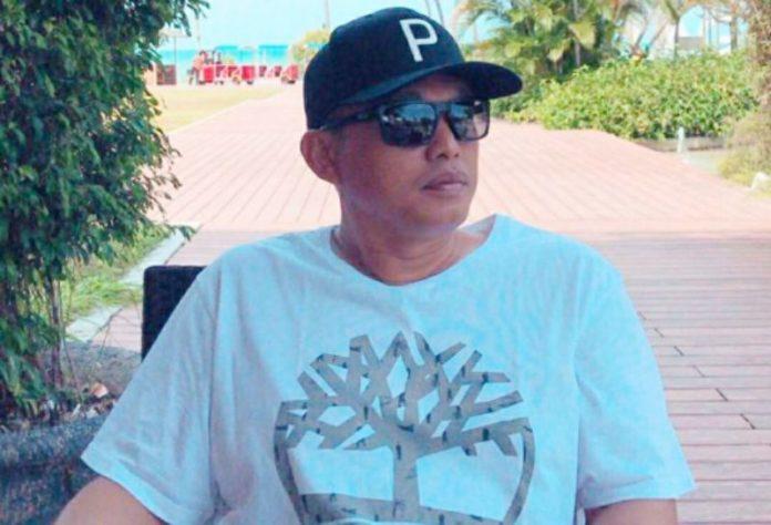 Tokoh Pemuda Tanjungpinang Andi Cori Fatahuddin (ACF).