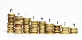 Ilustrasi deflasi.