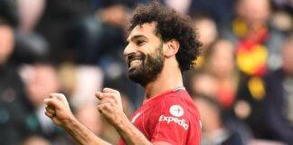Manajer Liverpool Jurgen Klopp menilai Mohamed Salah adalah pemain terbaik di dunia saat ini. (Sky Sports)