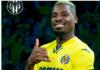 Pemain free agent paling berharga, Serge Aurier, bergabung kembali bersama Unai Emery di Villareal setelah kontrak kapten Pantai Gading itu tidak diperpanjang Tottenham Hotspur. (Foto: Twitter Villareal)