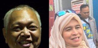 Agung Mozin-Neno Warisman Foto: (repro detikcom)