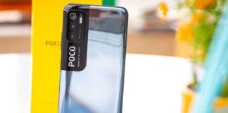 Xiaomi Poco M4 (Foto dari GSM Arena)
