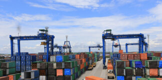 Ilustrasi ekspor-impor di pelabuhan. (Foto: Kemenkeu)